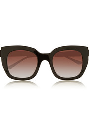 Thierry Lasry Swingy D-frame acetate sunglasses