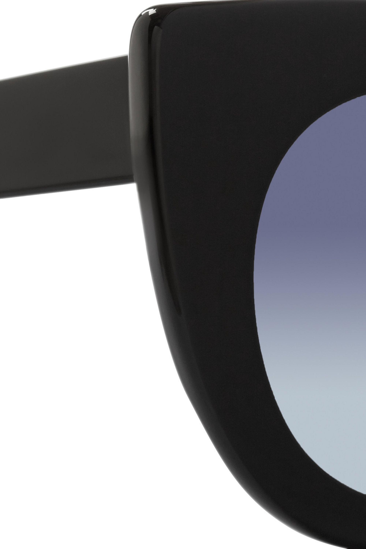 Thierry Lasry Oversized cat-eye acetate sunglasses