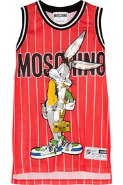 Bugs Bunny printed jersey mini dress
