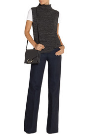 Victoria Beckham Denim High-rise wide-leg jeans
