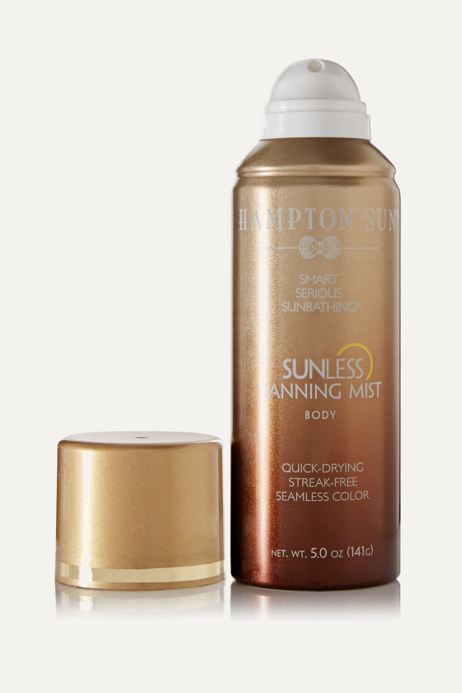 Hampton Sun Sunless Tanning Mist, 130ml