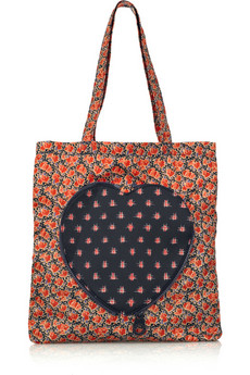 Nylon printed heart tote from net-a-porter.com