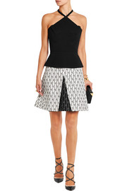 Aven tweed mini skirt