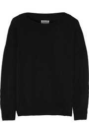 Le Boyfriend oversized cashmere sweater