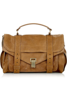 Proenza Schouler | PS1 Medium satchel | NET-A-PORTER.COM