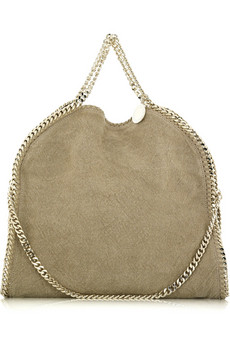 Stella McCartney | Canvas tote bag | NET-A-PORTER.COM from net-a-porter.com