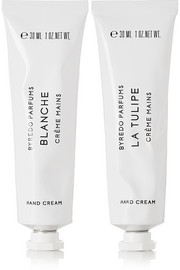 La Tulipe & Blanche Hand Cream Set, 2 x 30ml