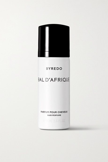 Colorless Hair Perfume - Bal d'Afrique, 75ml | Byredo GI5zxw