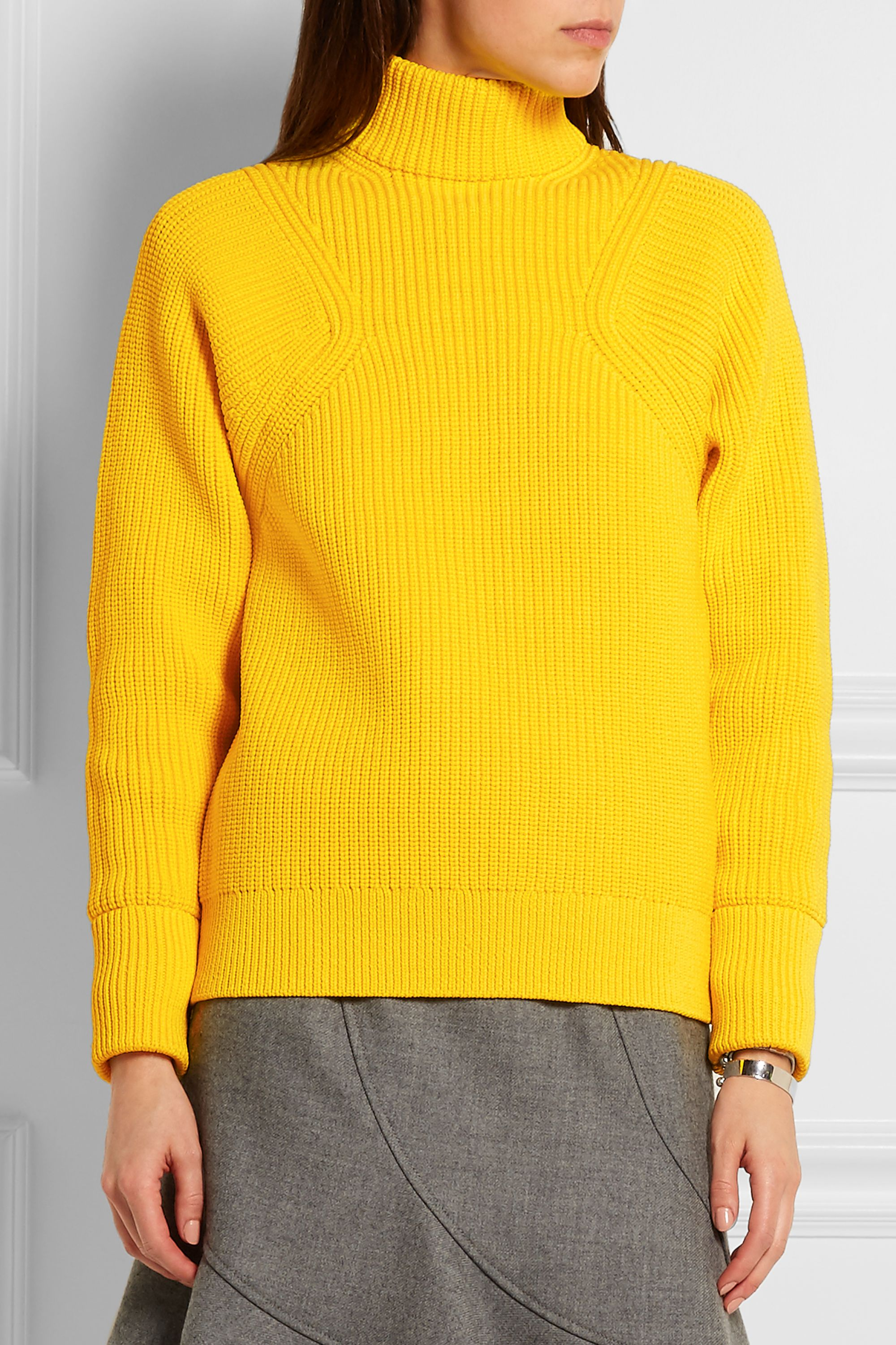 J.Crew Howden knitted turtleneck sweater