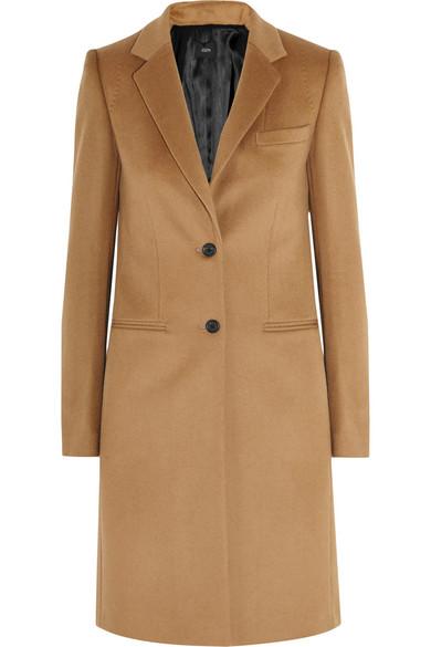 Joseph - Man Wool And Cashmere-blend Coat - Camel