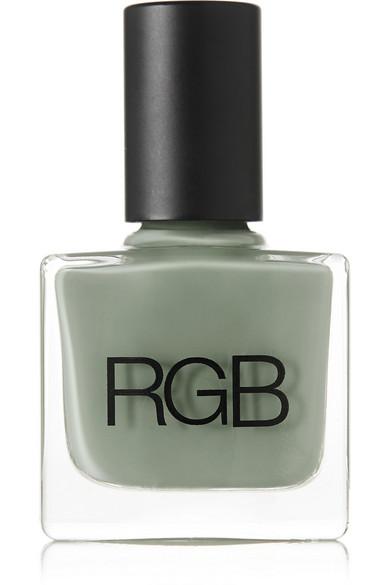 RGB Cosmetics - Nail Polish - Camp - Gray green