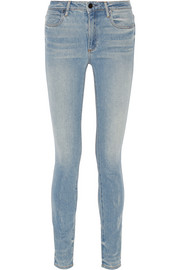 Wang 001 high-rise skinny jeans