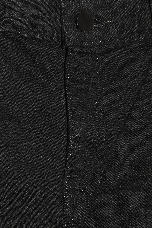 Alexander Wang Wang 002 high-rise straight-leg jeans