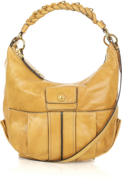 b4f647f2f47f Chloé. Heloise small leather hobo bag