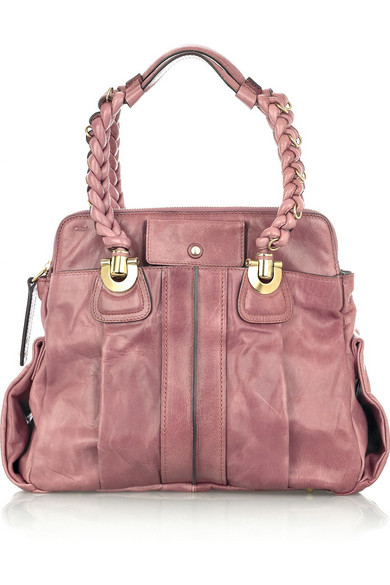8fbdb7bc224d Chloé. Heloise Large shoulder bag