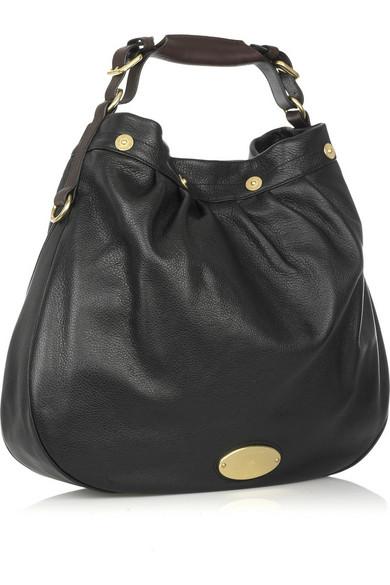 eea0293494 Mulberry. Mitzy Hobo leather bag
