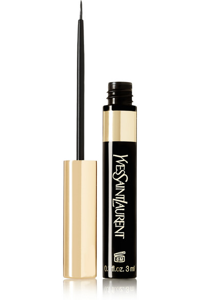 Yves Saint Laurent Beauty - Baby Doll Liquid Eyeliner - 0 Noir - Black