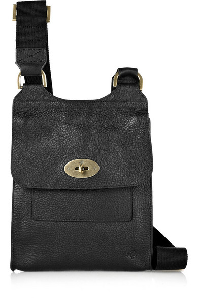 376405eb64 Mulberry. Antony leather cross-body bag