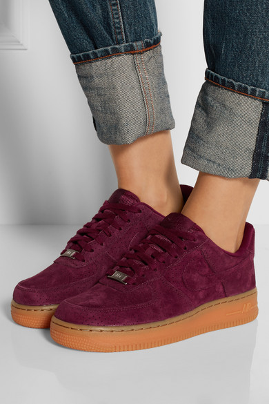 Nike Air Force Bordeaux io riciclo.it