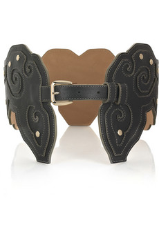 Temperley London | Carousel studded-leather belt  | NET-A-PORTER.COM from net-a-porter.com