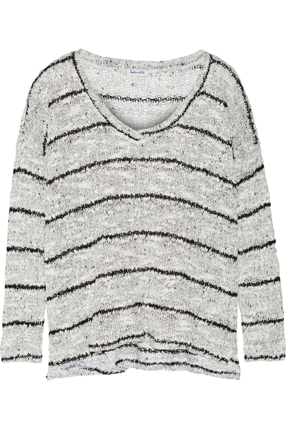 Splendid Broome Striped Knitted Sweater