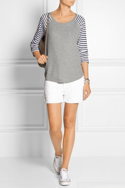 Splendid Venice stretch-jersey top