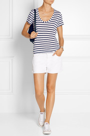 Venice striped jersey T-shirt