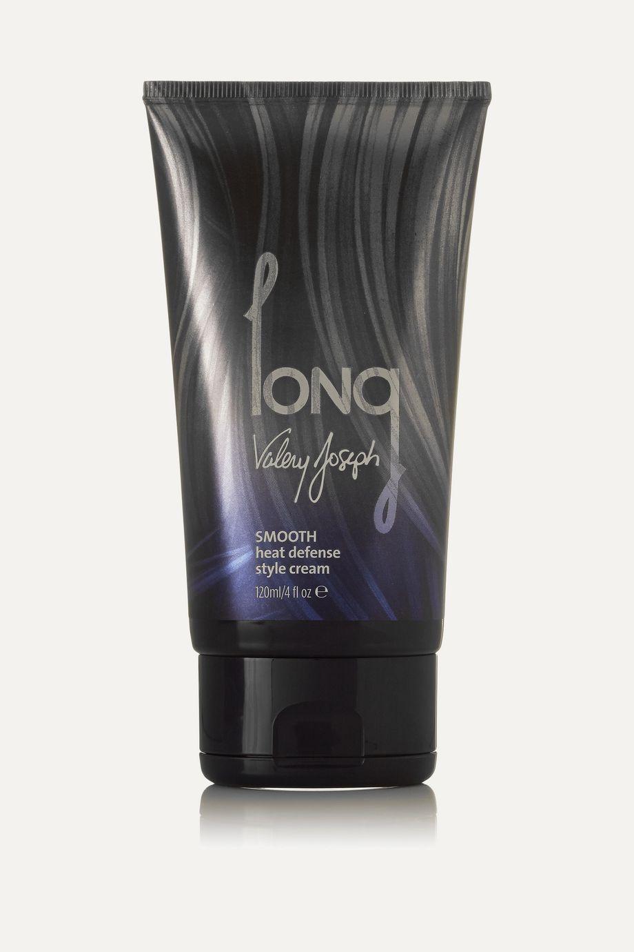 Long by Valery Joseph Smooth Heat Defense Style Cream - 120ml