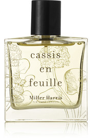 Cassis en Feuille Eau de Parfum -Egyptian Geranium & Blackcurrent, 50ml