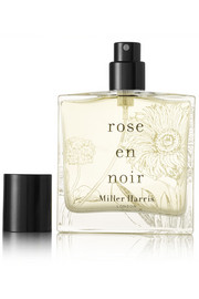 Rose en Noir Eau de Parfum - Turkish Rose & Raspberries, 50ml