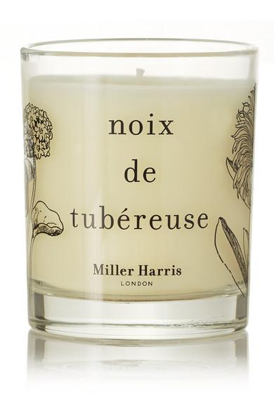 MILLER HARRIS Noix de Tubéreuse scented candle, 185g
