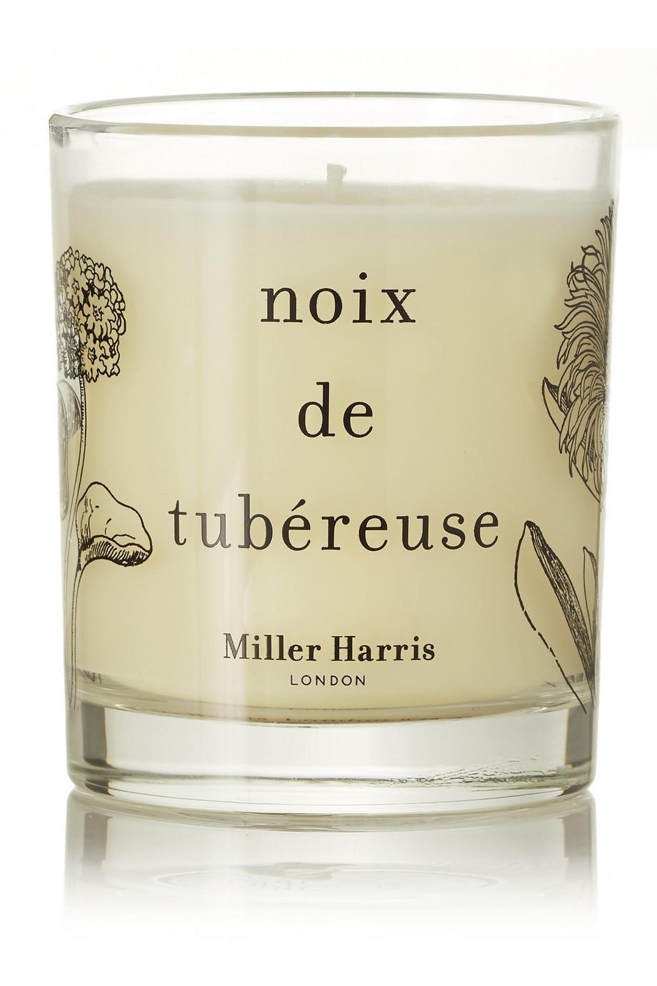 Noix De Tubéreuse Scented Candle - Tuberose Absolut & Vanilla, 185g