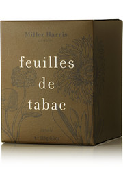 Feuilles de Tabac scented candle, 185g