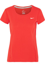 Dri-FIT perforated stretch-jersey T-shirt