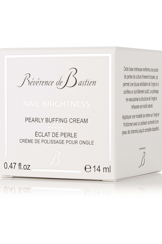 REVERENCE DE BASTIEN Nail Brightness Pearly Buffing Cream, 14ml