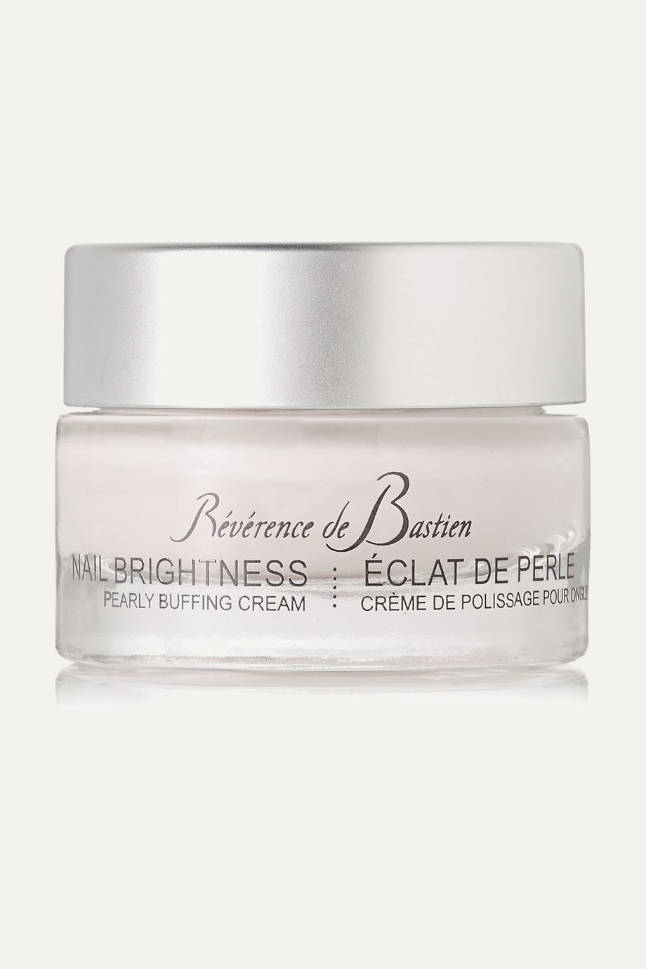 REVERENCE DE BASTIEN Nail Brightness Pearly Buffing Cream, 14ml