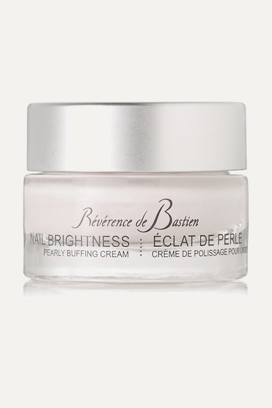 REVERENCE DE BASTIEN Nail Brightness Pearly Buffing Cream, 14Ml - Colorless