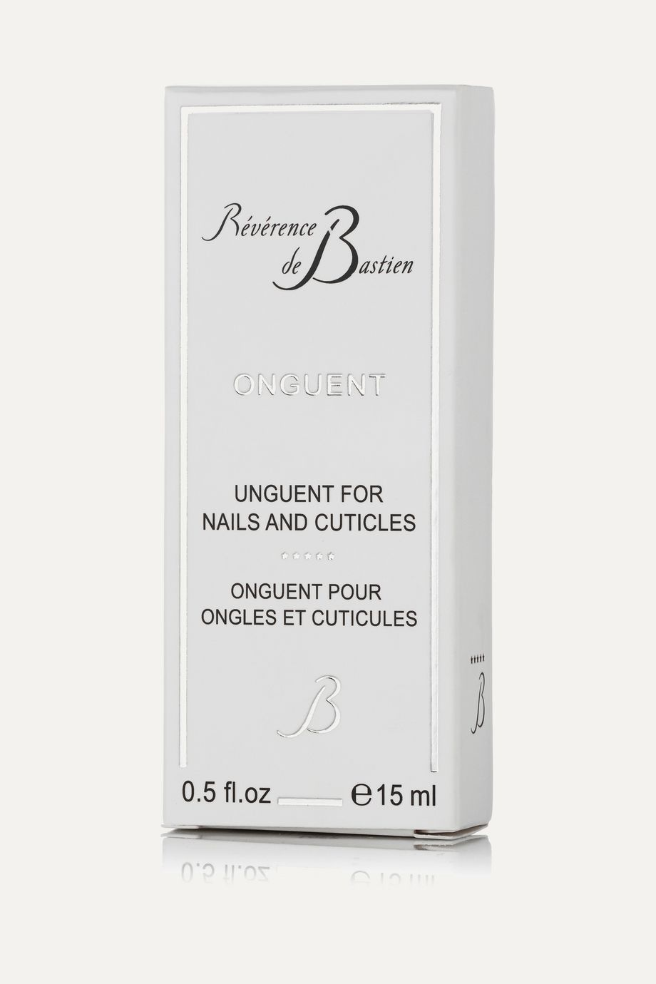 REVERENCE DE BASTIEN Unguent for Nails and Cuticles, 15ml