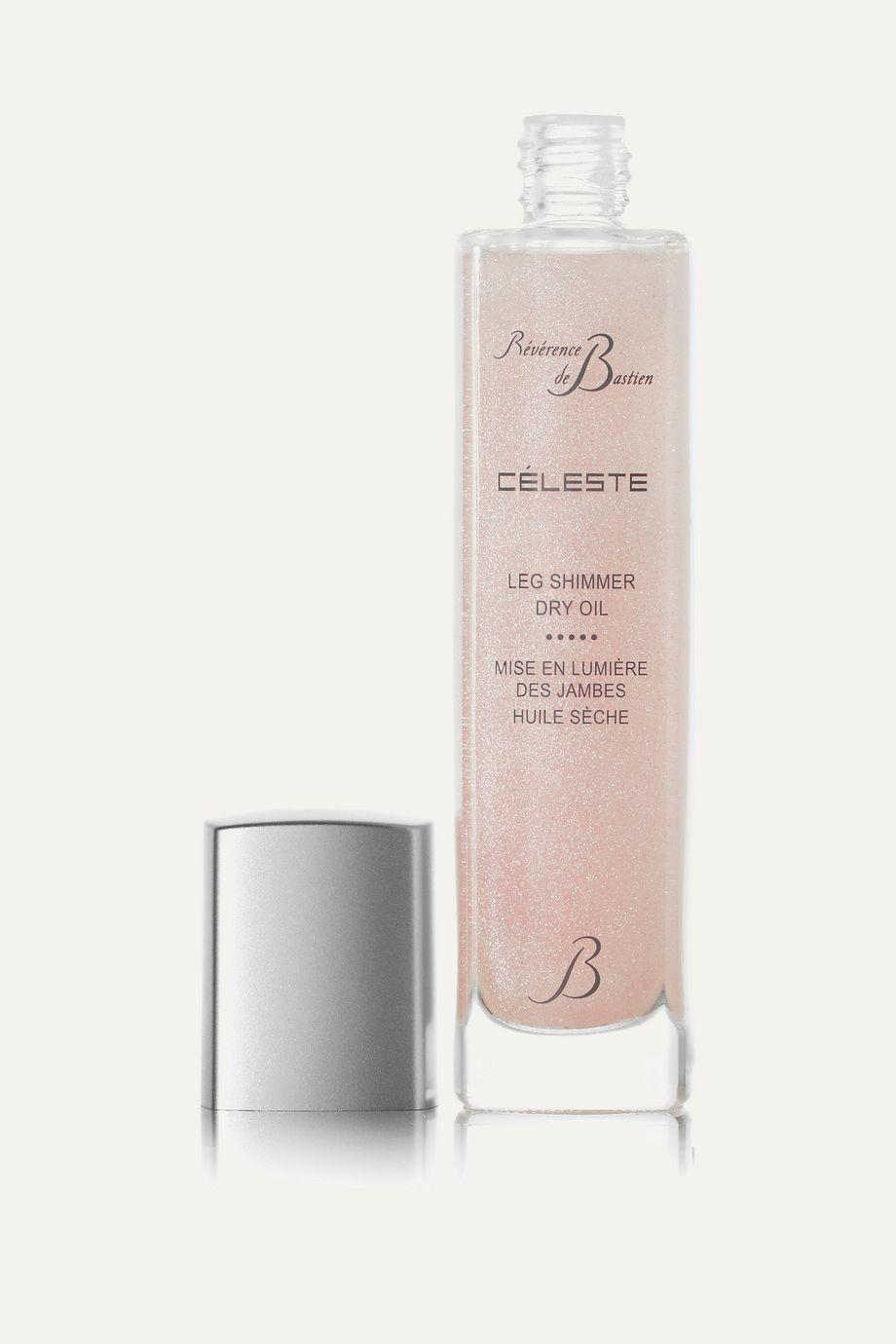 REVERENCE DE BASTIEN Celeste Leg Shimmer Dry Oil, 100ml