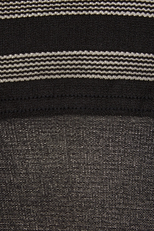 Wolford Velvet de Luxe 50 denier stay-up stockings