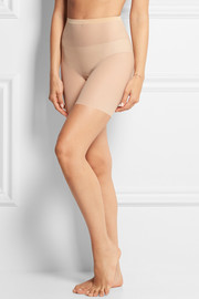 Wolford Stretch-tulle shorts