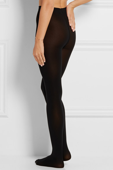 0a3603acfe6 Wolford. Set of two Matte Opaque 80 denier tights.  122. Zoom In