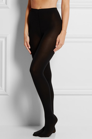 725f0f42c80 Set of two Matte Opaque 80 denier tights