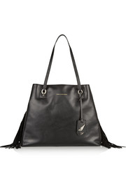 Diane von Furstenberg Sutra Ready To Go large leather tote