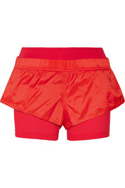 Run Climastorm® shell shorts