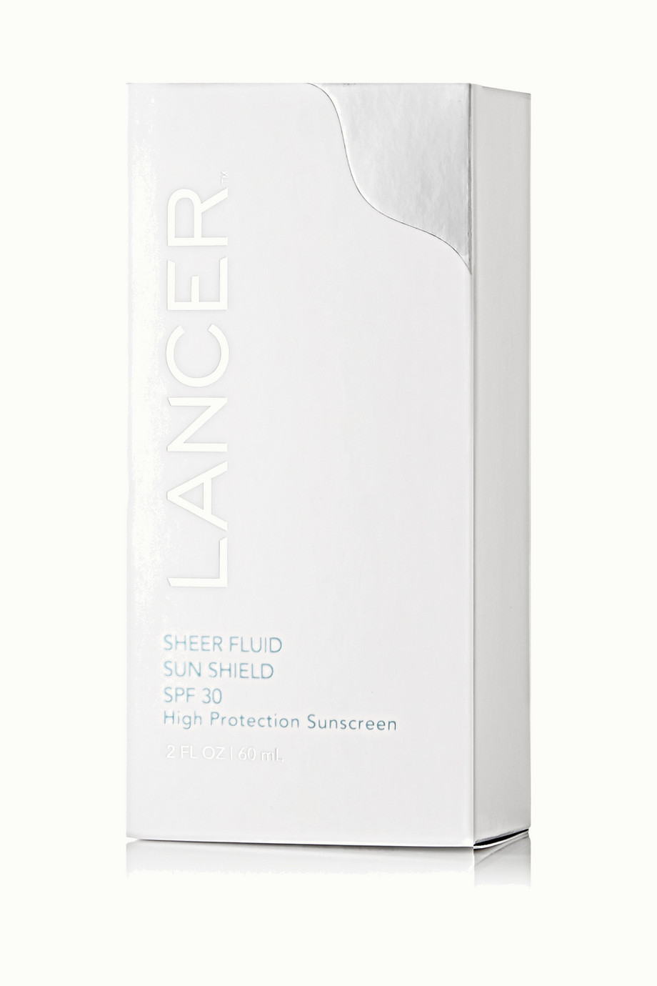 Lancer Sheer Fluid Sun Shield SPF30, 60ml