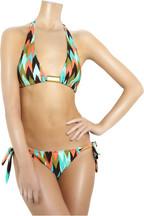 MillyNikki Beach bikini top