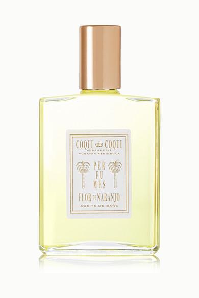 COQUI COQUI Orange Blossom Bath Oil, 100Ml - Colorless