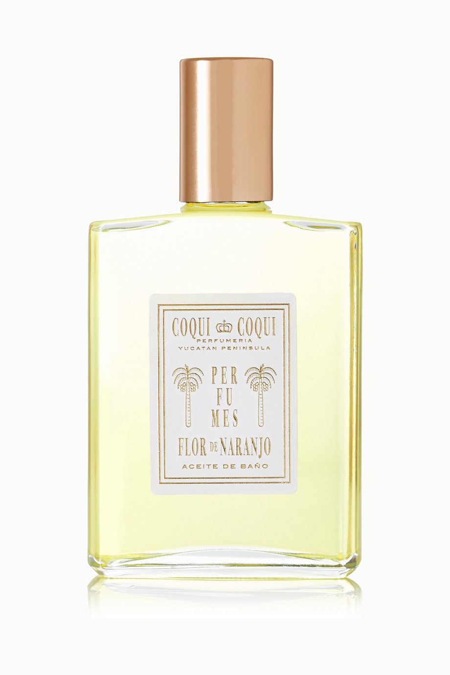 Orange Blossom Bath Oil, 100ml, by Coqui Coqui