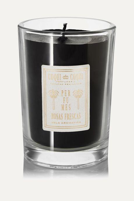 Colorless Rosas Frescas scented candle, 227g | Coqui Coqui bh2TXv